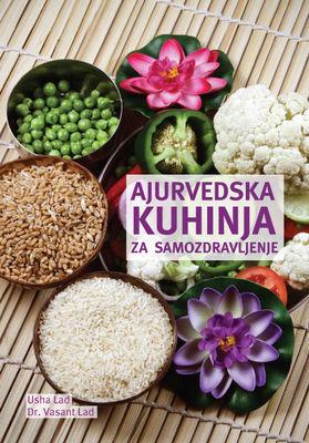 Ajurverdska kuhinja - knjiga