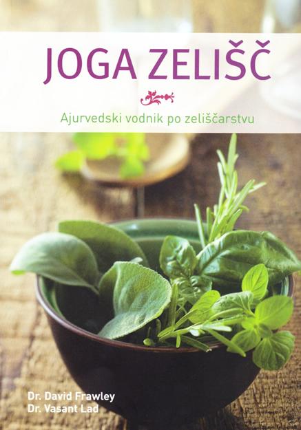 Joga zelišč - knjiga